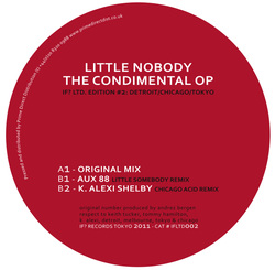 The Condimental Op 12""